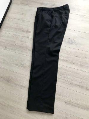 Greiff Pleated Trousers black