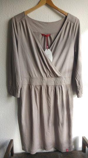 Esprit Midi Dress grey-nude