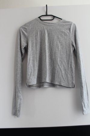 Basic H&M Cropp Top Langarm