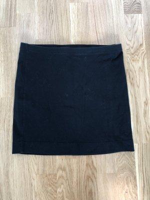 Basic H&M Rock in schwarz | Gr. S
