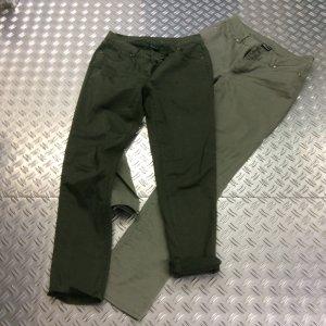 Basic Hosen aus Baumwolle