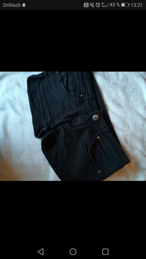 basic Hotpant schwarz