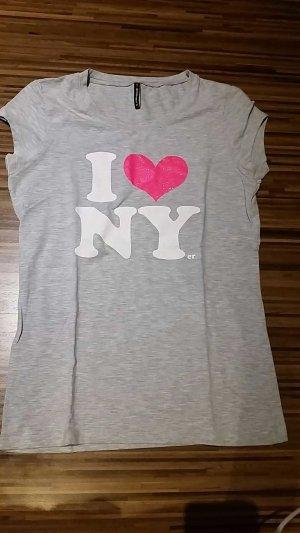 Basic I love NY Shirt