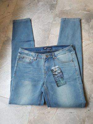 Arizona Jeans bleu