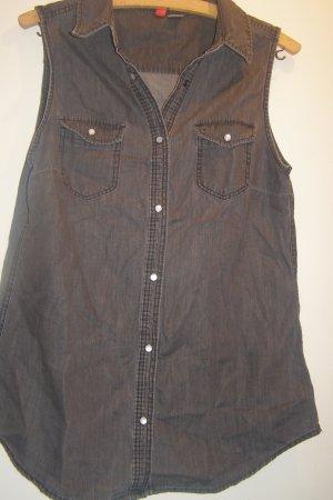 Basic Jeans Weste 36 38