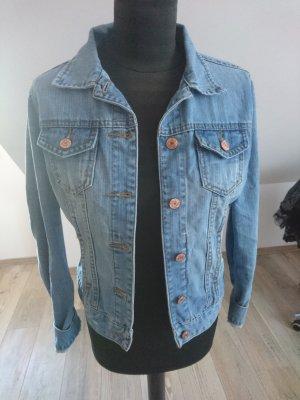 Basic Jeansjacke