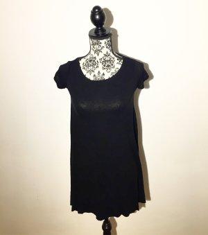 Basic-Kleid aus Jersey