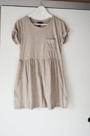 basic Kleid beige (S)