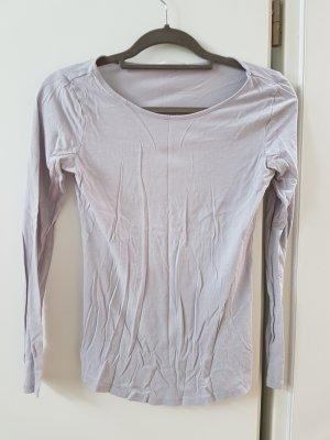 Promod Boothalsshirt stoffig roze-mauve