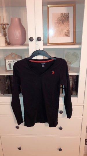 Basic Langarm Shirt von U.S. Polo Assn.