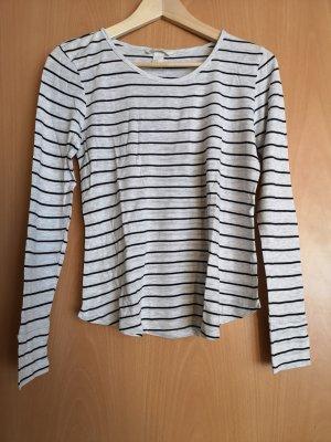 H&M Gestreept shirt veelkleurig