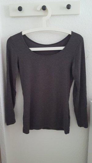 Basic Langarmshirt, Heattech