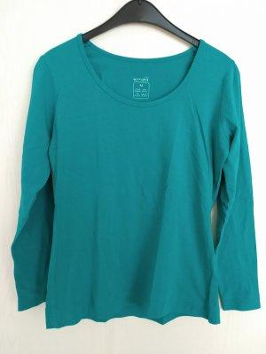 Esmara Longsleeve turquoise-cadet blue