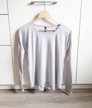Basic Longsleeve Shirt grau Gr. XS