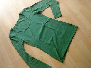 Basic Longsleeve von Only grün Größe L