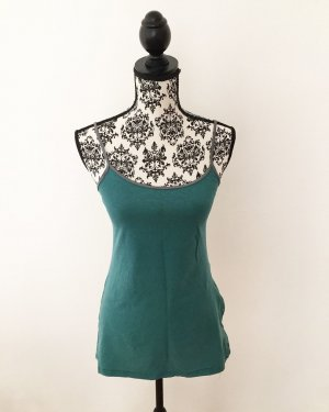 H&M Divided Top lungo blu cadetto