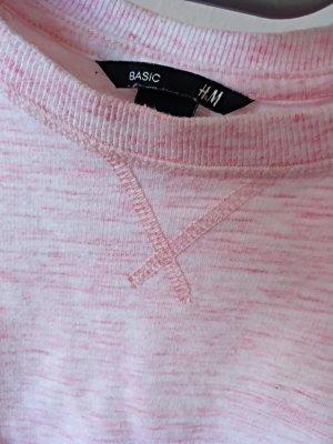 H&M Jersey largo rosa claro