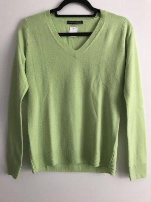 Basic Pullover in Knallfarbe