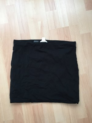 Basic Rock Schwarz Stretch H&M