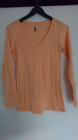 Basic Shirt Apricot Gr. S