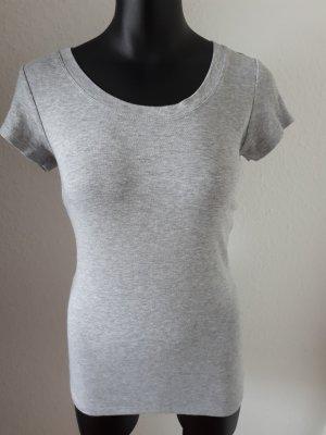 Cynthia Rowley Boatneck Shirt grey