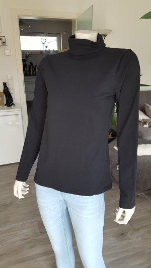 Colshirt zwart
