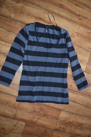 Basic Shirt Gr. S gestreift von H&M