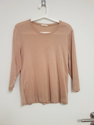 Basic Shirt in Gold/Beige von Efixelle