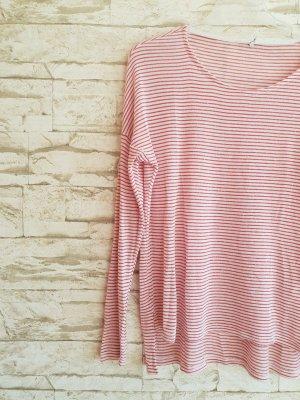 Basic Shirt Maritim Gestreift