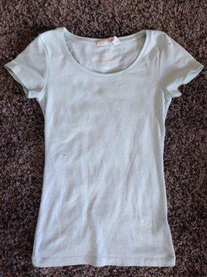 Basic Shirt mintgrün Gr.36