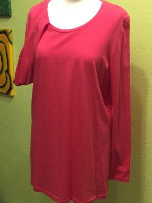 Basic Shirt -Neu -Pink
