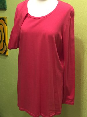 Basic Shirt -Neu -Pink
