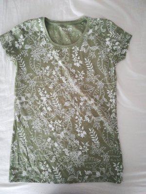 Basic shirt olivgrün
