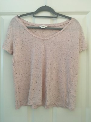 Basic Shirt Rose Rosa Gr. S 36