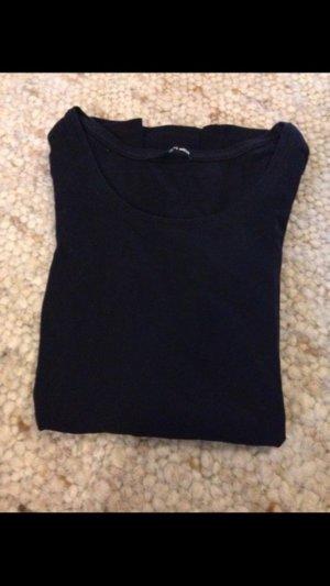 Basic Shirt schwarz