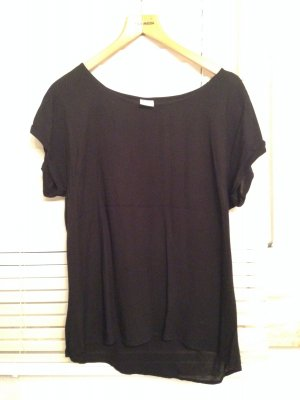 Basic-Shirt Ver Moda Gr. L in schwarz