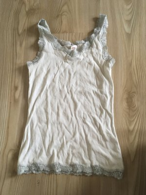 H.I.S Lace Top white