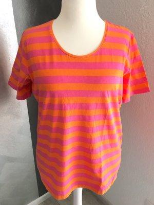Basic Streifen-Shirt Gr. 48/50