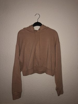 H&M Hooded Sweatshirt rose-gold-coloured-dusky pink