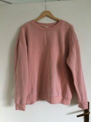 Basic Sweatshirt Oversize Größe L