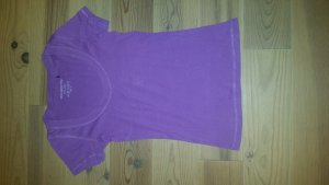 Basic T-Shirt in lila