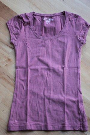 Basic-T-Shirt Kurzarm