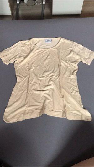 Basic T-Shirt nude/beige