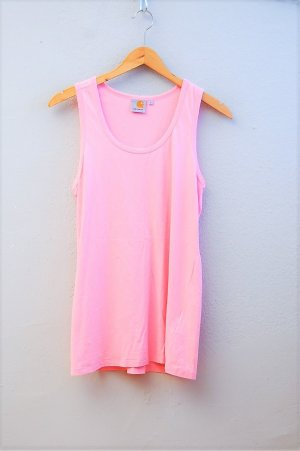 Basic Tank Shirt in Rosa