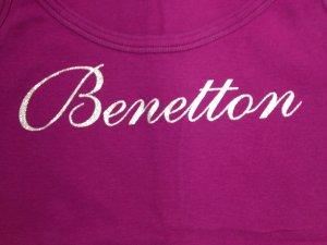 Basic Top aus Baumwolle von Benetton
