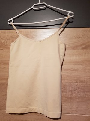 Basic Top Beige Gr. 36/S-M