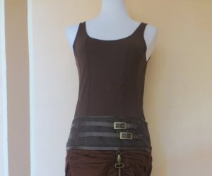 Basic Top Heine Braun
