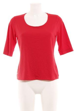 Haut basique rouge clair style mode des rues