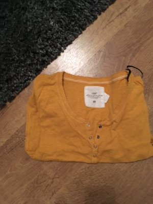 H&M Haut long orange-vert