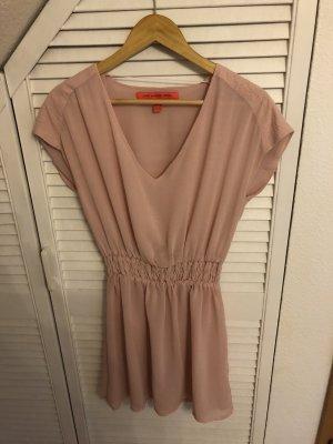 Mango Shortsleeve Dress light pink
